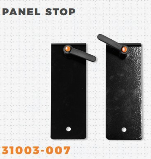 ALFRA 31003-007 Panel stop - Price Per Each (31003-007)