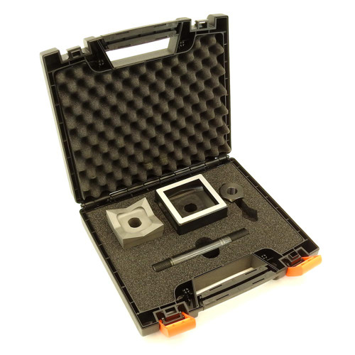 """ALFRA 013081 FormCut+ Square Punch and Die Set, 2-11/16"""" [REPLACEMENT FOR PN 01315]"""