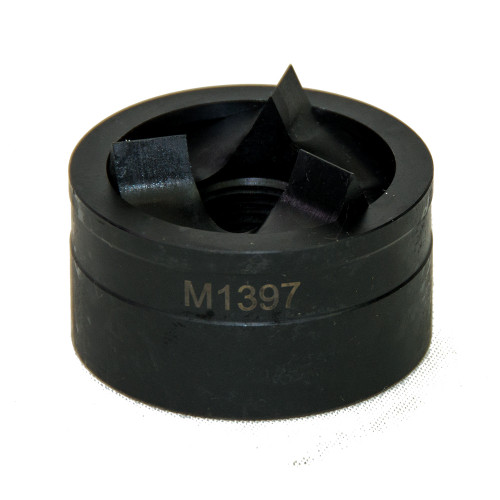 """ALFRA 01782 TriCut™ Series Round Punch and Die  Set, 1-9/16""""  DIA"""