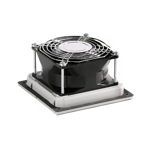 LV100 Filter Fan 115V, with P15/150S Filter Mat and Gasket (10115250)