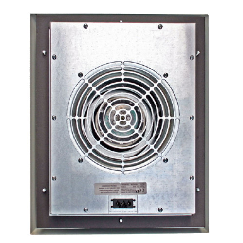 DL 400 Roof Mounted Exhaust Fan, 115V, 50/60Hz, IP 54, with P15/350S Filter Mat (5040025X)