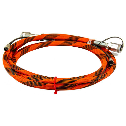 ALFRA 23015 Hydraulic Hose with Control Cable - Five Meters (23015)