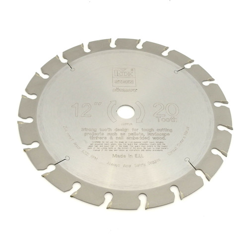 "ALFRA RotaSafe 12"" DIA  Fire and Rescue Circular Saw Blade"