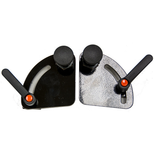 ALFRA 31013-003 Right and Left Quick Release Clamping Unit Set