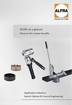 Alfra At A Glance - Product Brochure