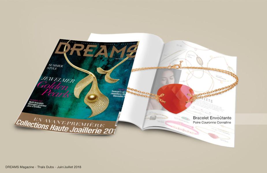 DREAMS Magazine - LAYONE Paris