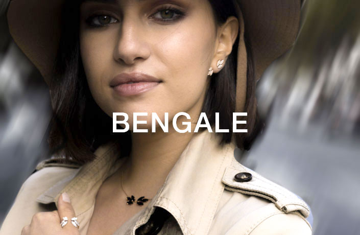 Collection Bengale, Bijoux LAYONE Paris