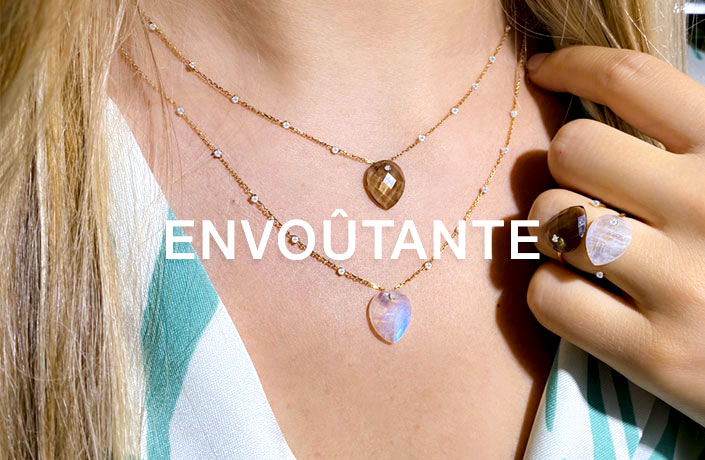 Collection Envoûtante, Bijoux LAYONE Paris