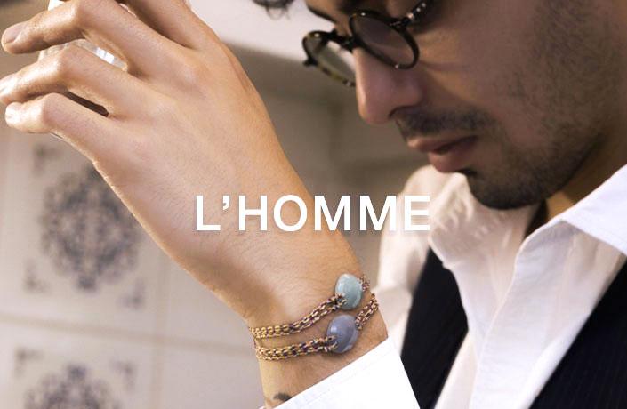 Bijoux Homme, Bijoux LAYONE Paris