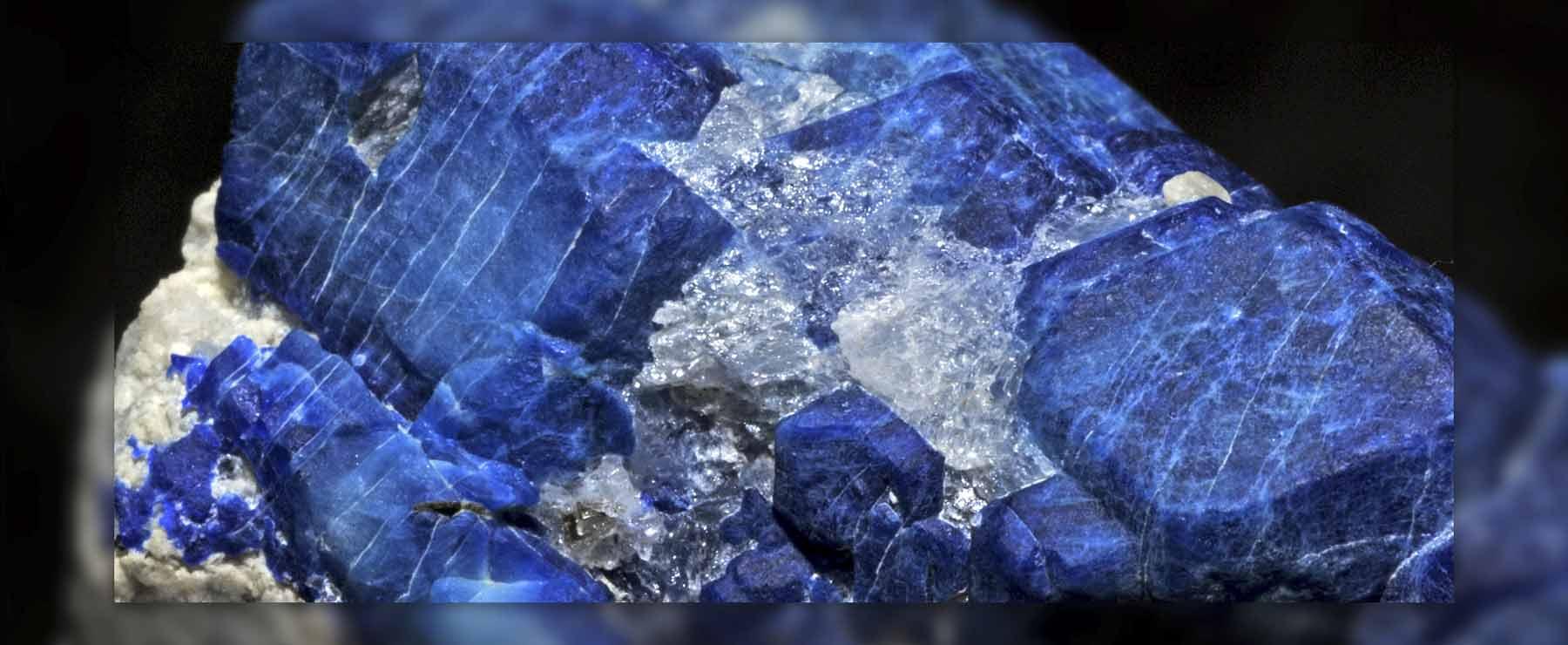 Pierre Précieuse Bleue, Pierre Semi-Précieuse Bleue, Bijoux Pierre Bleue
