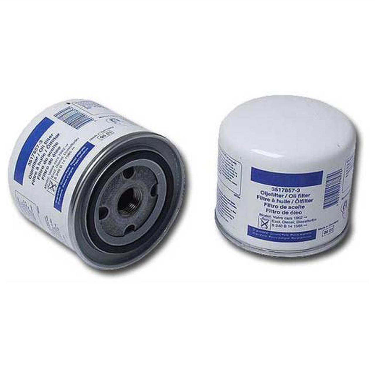 Volvo Penta Oil Filter OEM 3850559 4.3L 5.0L 5.7L 7.4L 8.2L Genuine Marine New