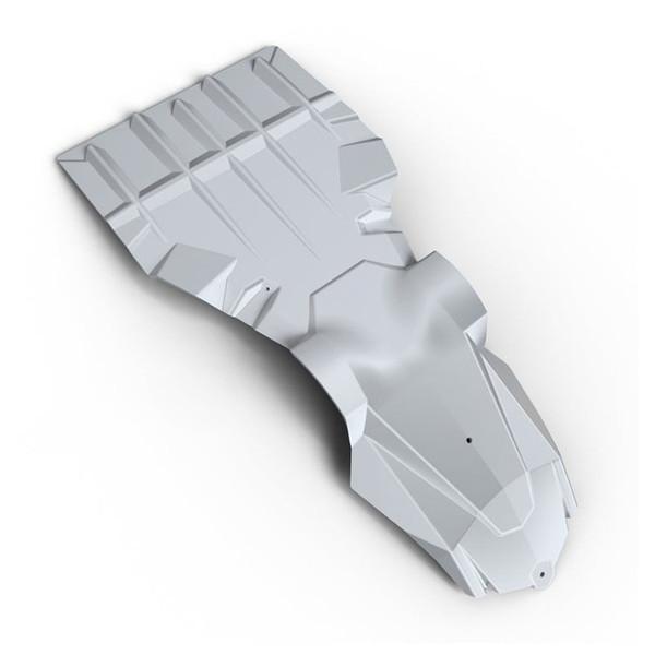 Polaris AXYS Extreme Skid Plate White 2880384-133 New OEM