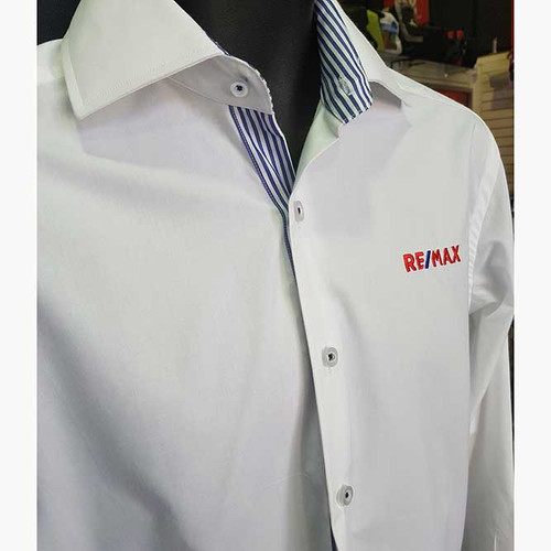 RE/MAX Men's Business Shirt  L/S (Run Out Sale)