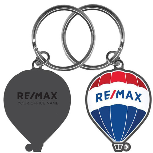 Custom Made Remax Balloon Shaped Key Ring