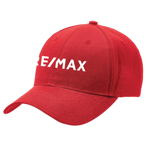 RE/MAX Budget Event Cap White, Red or Blue  - ** Min Order 20 Hats - Discounts for Bulk