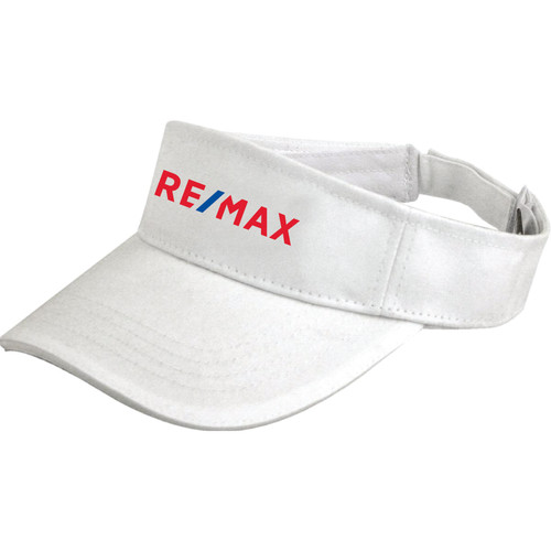 RE/MAX Visor - ** Min Order 20 Hats - Discounts for Bulk