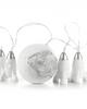 Rockets & Moon Fairy Lights String*