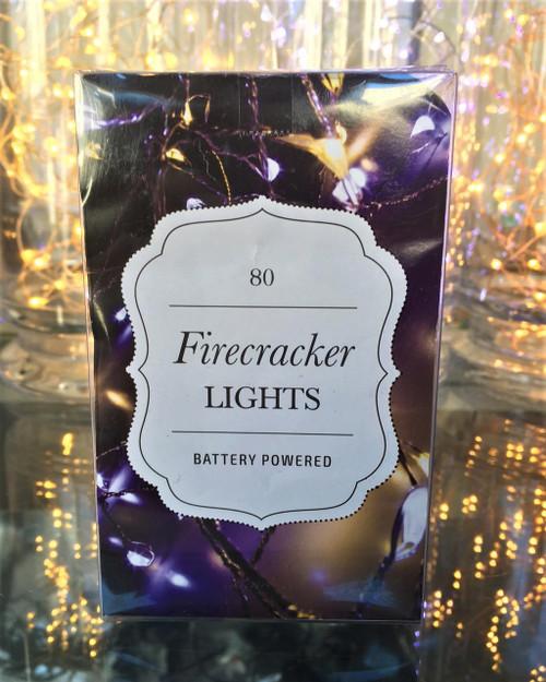80 (2m) 'Firecracker' Seed Lights *