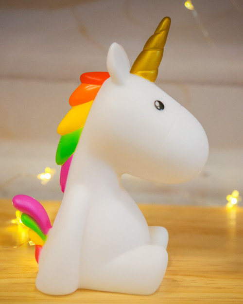 Unicorn night light*
