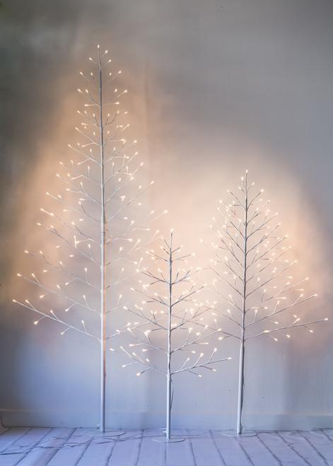 Standing Angel Twinkle Trees*