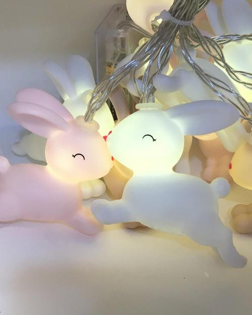Baby Bunny Fairy Lights String*