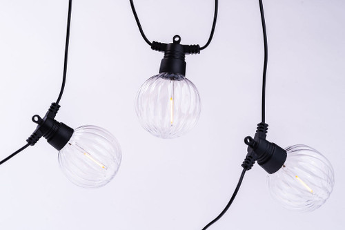 Elegant Vintage 5m Festoon Lights *