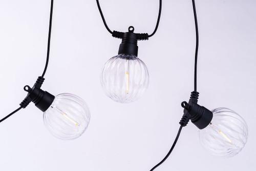 Elegant Vintage 5m Festoon Lights *