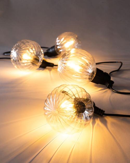 Art Deco Filament 5m Festoon Lights *