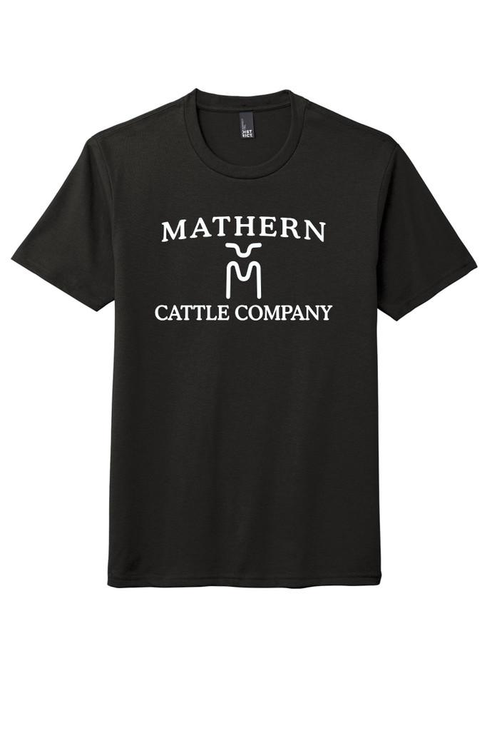 Mathern Cattle Co. DM130 Unisex Perfect Tri