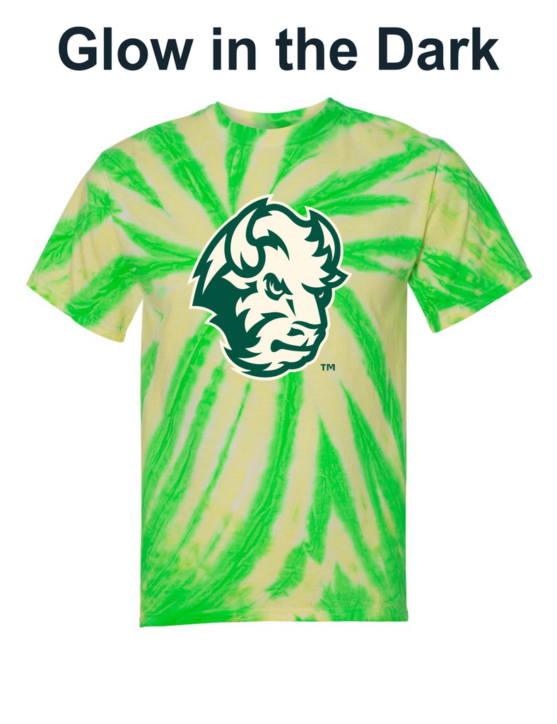 NDSU P0005 Glow in the Dark T-shirt - Orriginals 221f9ad2b