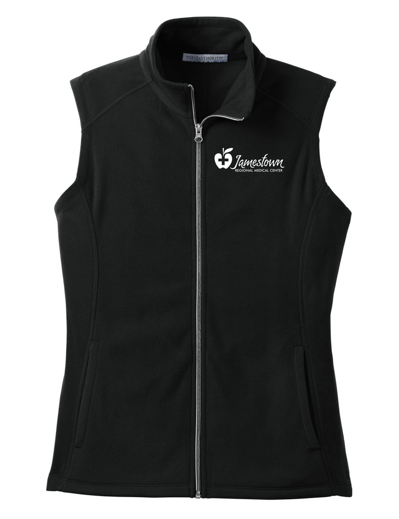 JRMC L226 Port Authority® Ladies Microfleece Vest