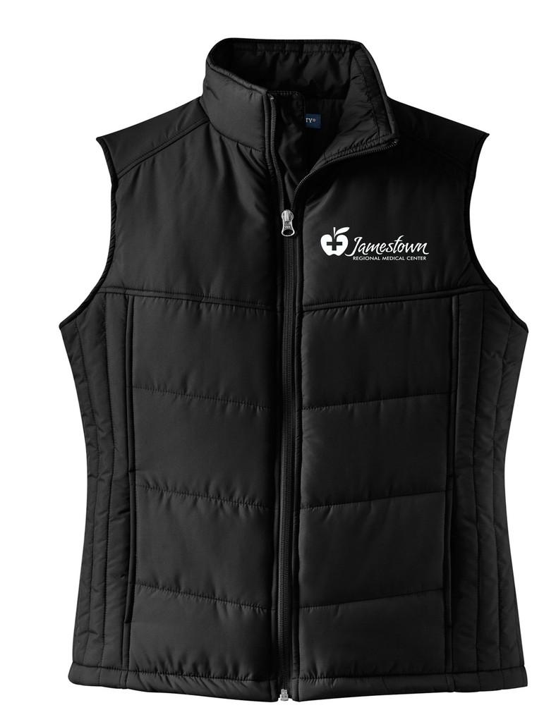 JRMC L709 Port Authority® Ladies Puffy Vest