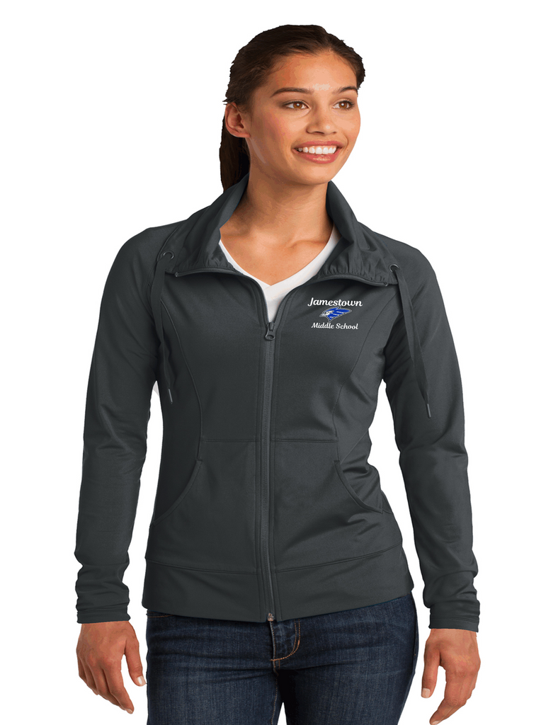 JMS LST852 Ladies Full Zip Jacket