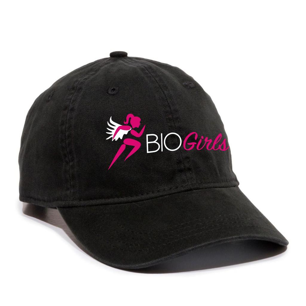 BIO Girls BTW100 Unconstructed Cap