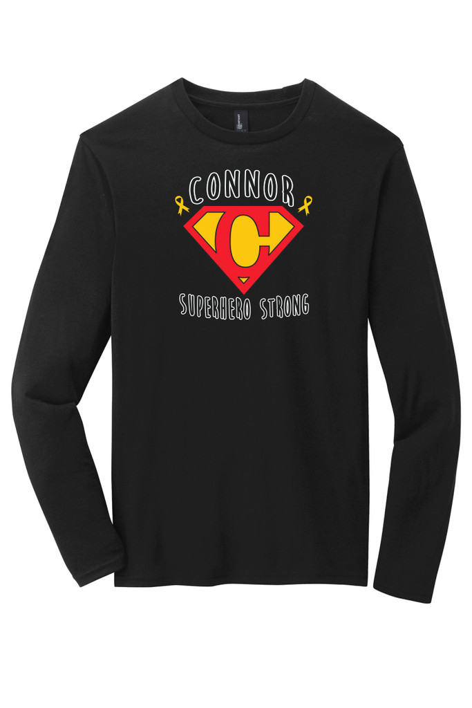 Connor Strong DT6200 Unisex Very Important Long Sleeve Tee
