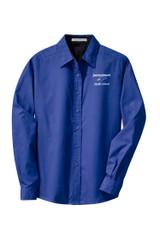 JMS L608 Ladies Long Sleeve Easy Care Shirt