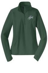 Prowl Hockey LST850 Ladies Sport Tek Sport Wick Stretch Half Zip Pullover