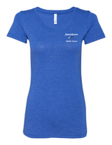 JMS 8413 Ladies Triblend T-shirt