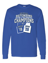 Blue Jay Champs 5400 Unisex Heavy Cotton Long Sleeve T-Shirt
