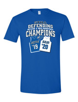 Blue Jay Champs 64000 Unisex Softstyle T-Shirt