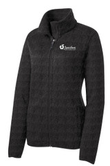 JRMC L232 Ladies Port Authority Sweater Fleece Jacket