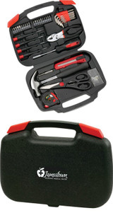 JRMC TS24 Tool Set with Bi Fold Carrying Case