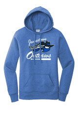 Outlaw SB LPC78H Ladies Port and Company Core Fleece Pullover Hoodie