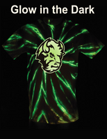 NDSU Glow in the Dark T-shirt. How it Glows in the Dark.