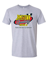 Jamestown Speedway Soft T-shirt