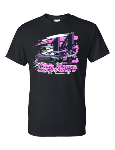 Moore Racing Soft T-shirt