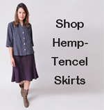 hemp-tencel-skirts