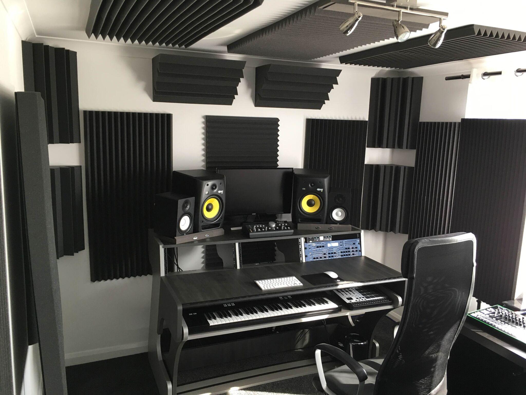 Recording Studio Auralex Acoustics
