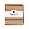 House This ® 100% Cotton Placemats, Set of 4