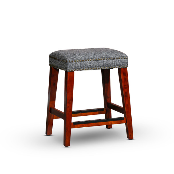 "DTY Indoor Living Grand Lake Backless Stool, 24"" Counter Height"
